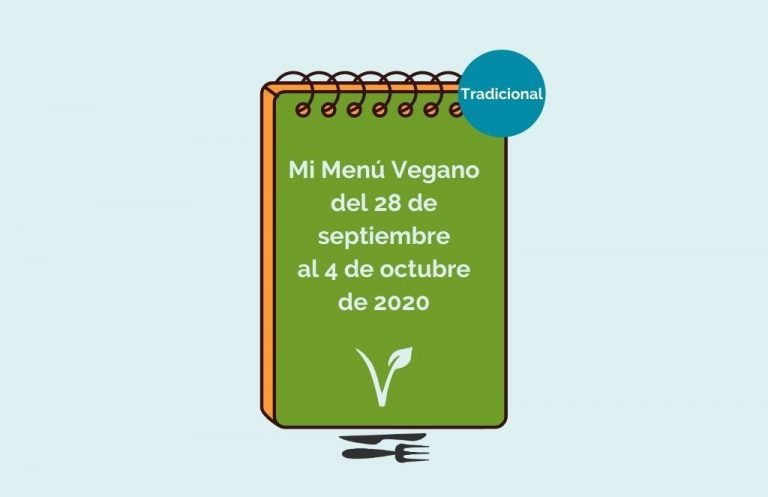 1ª semana octubre vegano