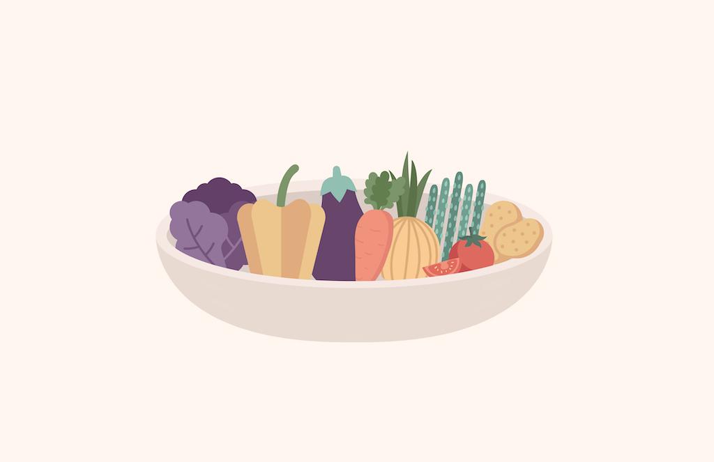 Alimentos de temporada I: Verduras