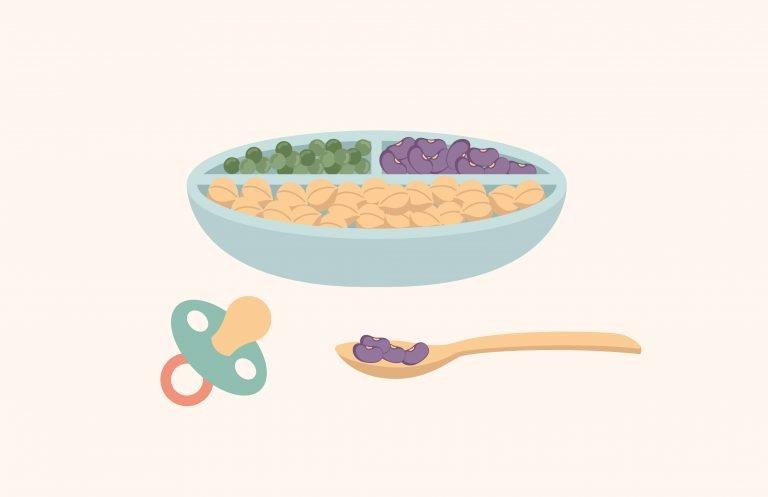 Ebook: Legumbres y frutos secos en alimentación infantil