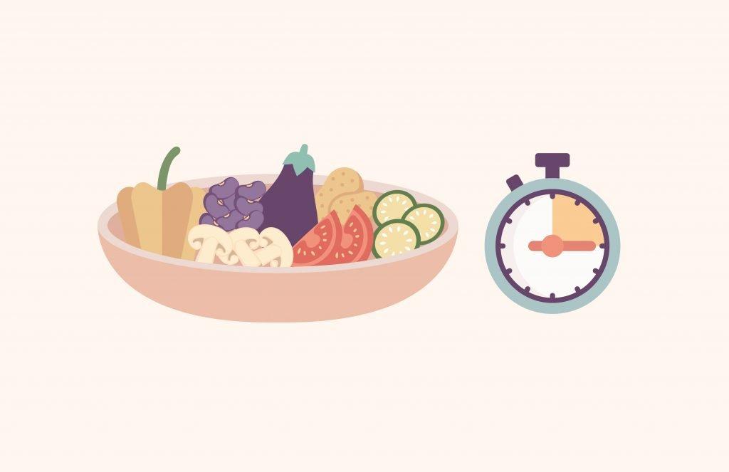 Ebook de recetas exprés veggie