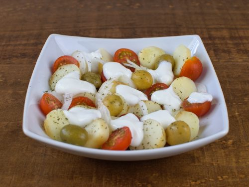 ensalada campera patata