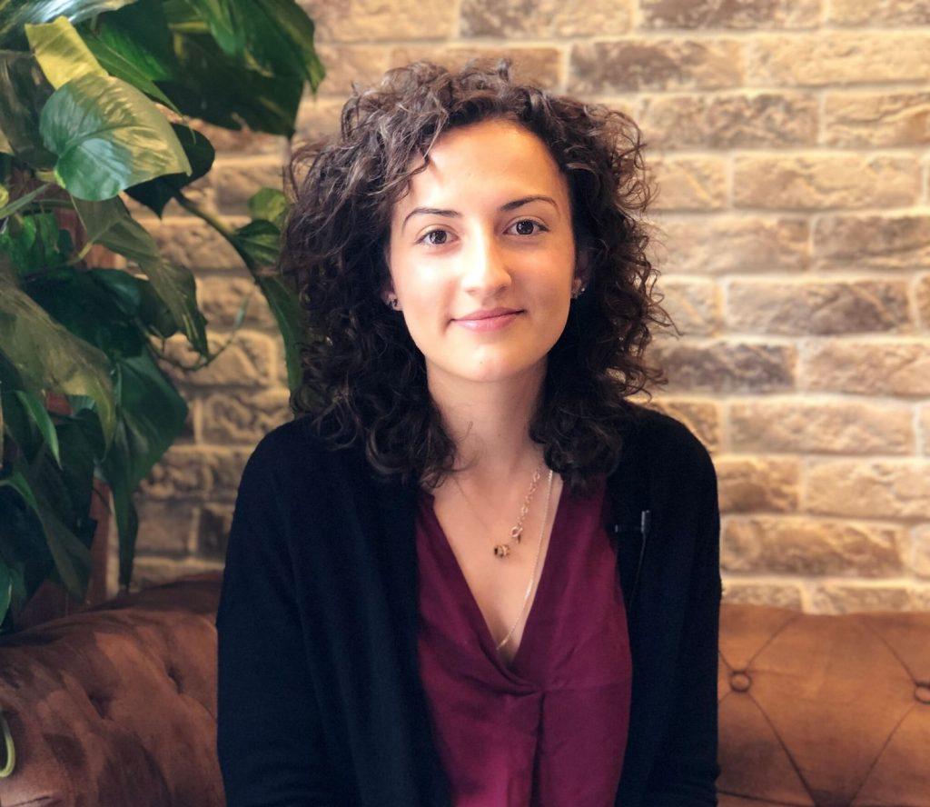 Eva García Dietista-Nutricionista