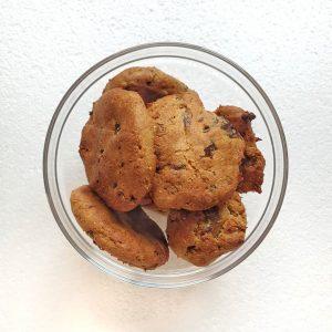 Galletas veganas de mantequilla de anacardos
