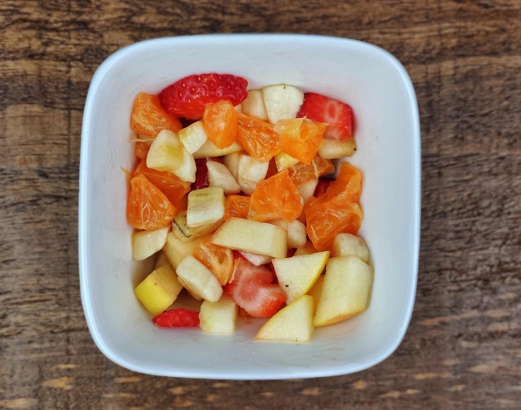 macedonia frutas temporada