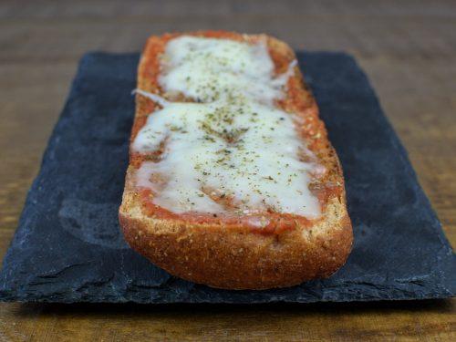 panini rapido tomate queso