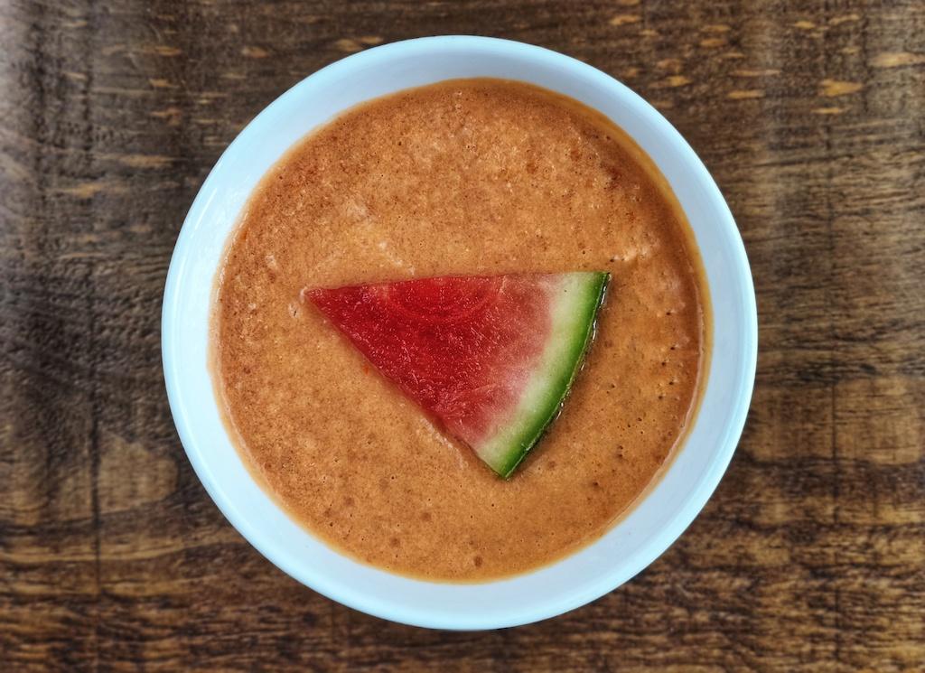 salmorejo tomate sandia