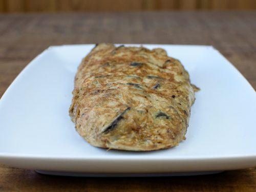tortilla berenjena